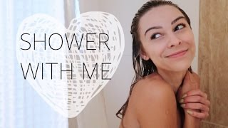 Shower Routine | Dry Brushing, Hair Care, Shaving
