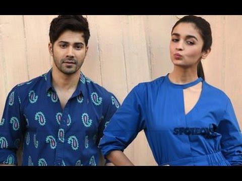 Varun Dhawan's Wrong Choice Of Words Embarrasses Alia Bhatt | Bollywood News
