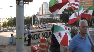 ATLANTA RALLY  JULY 29, 2012 TO SUPPORT POLITICAL PRISONERS IN IRAN