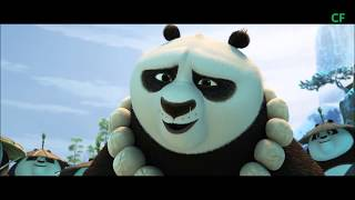 KUNG FU PANDA 3 Final Fight - Ending Scene (2016)