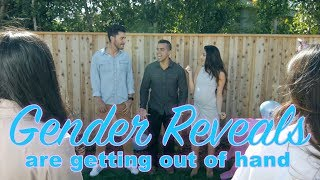 Gender Reveals are getting out of hand   David Lopez