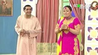 Nargis, Zafri Khan and Sakhawat Naz New Pakistani Stage Drama Full Comedy Clip