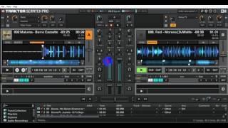 mix regueton_ozuna_daddy yankee_Maluma_feid_nicky jam_Mezclando en vivo con TRAKTOR [ VALLEJO DJ ]