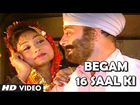 Begam 16 Saal Ki Title Video Song | Begam 16 Saal Ki (Telefilm) | Kamal Azad