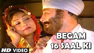 Begam 16 Saal Ki Title Video Song | Begam 16 Saal Ki (Telefilm) | Kamal Azad