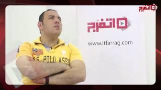 أحمد بلال.. يحكى مسيرتة مع كرة القدم
