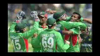 ICC World Twenty 20 Bangladesh 2014 Theme Song 'Char Chokka Hoi Hoi '