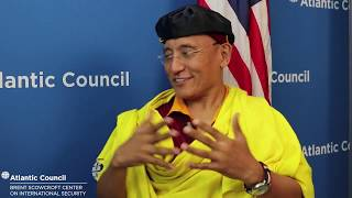 A Conversation with His Holiness the Gyalwang Drukpa