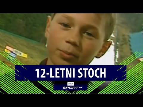 12-letni Kamil Stoch o... medalu olimpijskim!