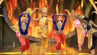 D3 D 4 Dance I Chattambees - Nandini nandini I Mazhavil Manorama