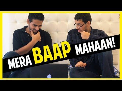 Men Will Be Men | Baap Beta Aur Sunny Leone | Funny Indian Vine