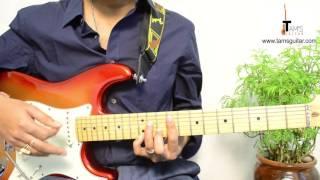 Aahatein (Agnee) guitar lesson | splitsvilla theme guitar www.tamsguitar.com