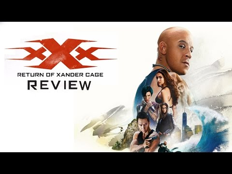 [LN] - Review:xXx: Return of Xander Cage ทลายแผนยึดโลก