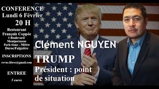 Clément Nguyen - Trump à la Maison-Blanche : vers une reconfiguration de l