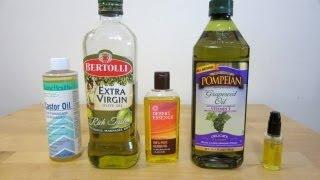 Super Secret Pre-Shave Oil Recipe