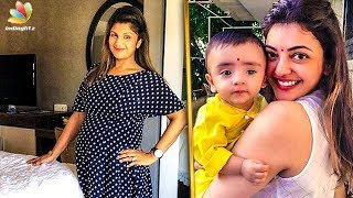 Ramba Pregnant with her Third Child | Latest Cinema News | Kajal Agarwal