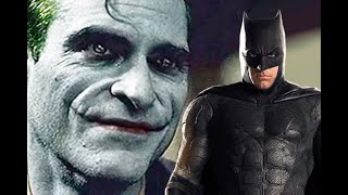 Could The Batman And The Joker Origin Movie Be Linked?