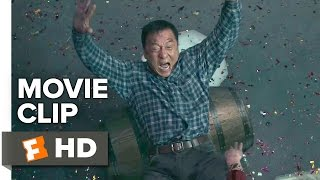 Policy Story: Lockdown Movie CLIP - Cage Match (2015) - Jackie Chan Action Movie HD