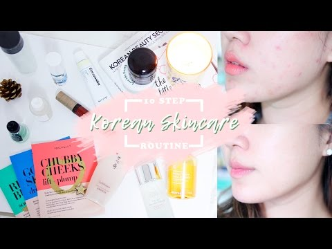I Tested 10 Step Korean Skincare Routine for 10 Days | Liah Yoo Skincare Routine ❤
