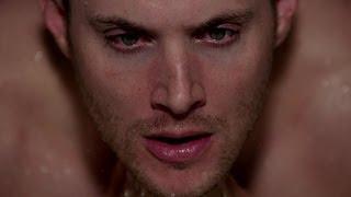 Supernatural 9x18 Meta Fiction - Dean Sexy Shower Scene !!!