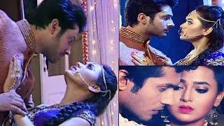 Swaragini | Ragini-Lakshya's HOT FIRST WEDDING NIGHT | 8th April 2016 EPISODE