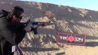 TacCon 3MR Trigger System || SHOT Show 2014