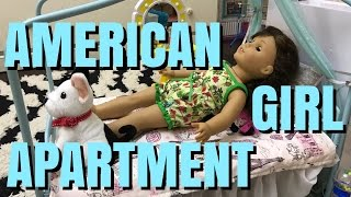 American Girl Doll Apartment For Grace