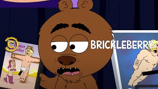Brickleberry - Porn Con