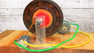 How to Make FREE ENERGY GENERATOR, Self Running Machine, 100% Working Free Energy Device NEW