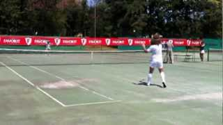 Retro tennis Umag 2012