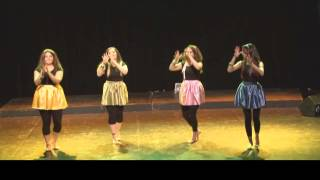 Aftab Dance Group Performance in Mehregan Festival 2013