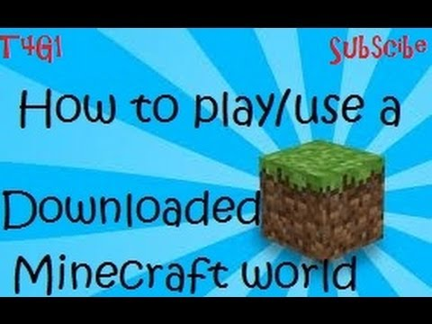 Xxx Mp4 How To Play Use A Downloaded Minecraft World 3gp Sex