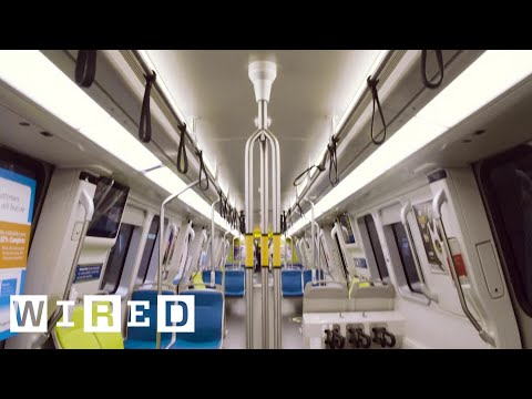 Xxx Mp4 The Art Of Designing Public Transit For Anti Social Commuters WIRED 3gp Sex