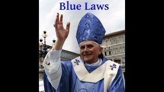 Sunday Law News Report - The Blues
