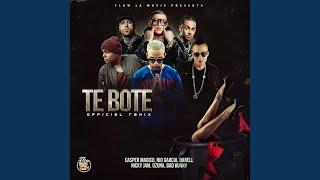 Te Boté (Remix) (feat. Darell, Ozuna & Nicky Jam)