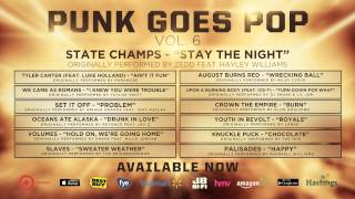 Punk Goes Pop Vol. 6 - State Champs