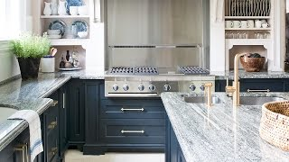 Multifunctional Live-In Kitchen