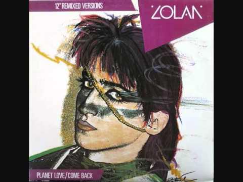 Zolan - Planet Love (Boogie Mix).1983