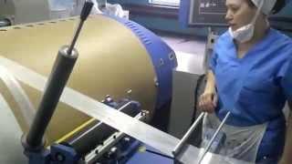 Ukil Fiber Glass Sectional Warper