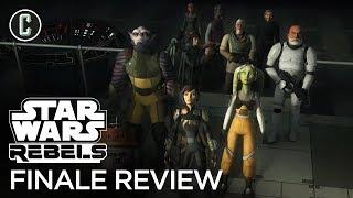 Star Wars Rebels Series Finale Review