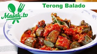 Terong Balado | Resep #239