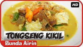 Tongseng Kikil Sapi - Resep Masakan Indonesia Simple - Bunda Airin