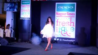 Oppo fresh  face 2017 Auditions