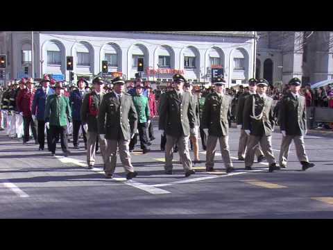 Desfile Regional día del Bombero Voluntario parte 2