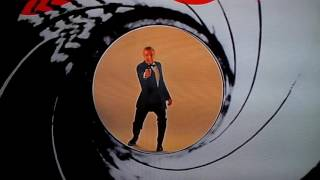 Sean Connery In A View To A Kill Gunbarrel HD