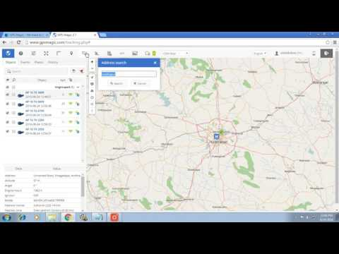 GPS Magic   Address Search Telugu