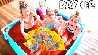 LAST KID TO LEAVE THE SLIME PIT WINS $1000 Challenge *kids Version of the Mr Beast challenge*