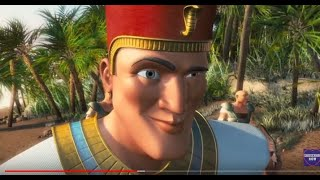 Bible Film...Moses in Egypt (Animation HD)