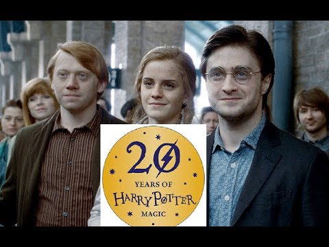 Xxx Mp4 Harry Potter Celebrating On This Day 20 Years Ago 3gp Sex