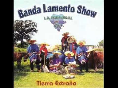 TIERRA EXTRANA BANDA LAMENTO SHOW DE DURANGO